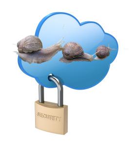 Geringe Bandbreiten im Deutschen Netz erschweren mobiles Cloud Computing
